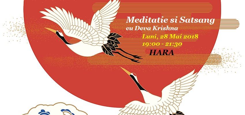 Meditazione e Satsang 28 Maggio 2018