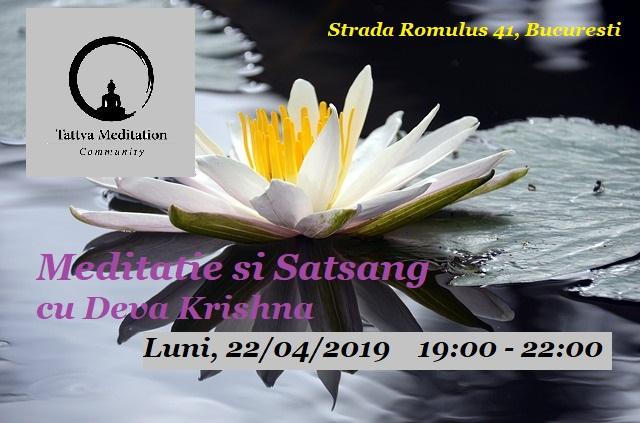 Meditazione 22 aprile 2019