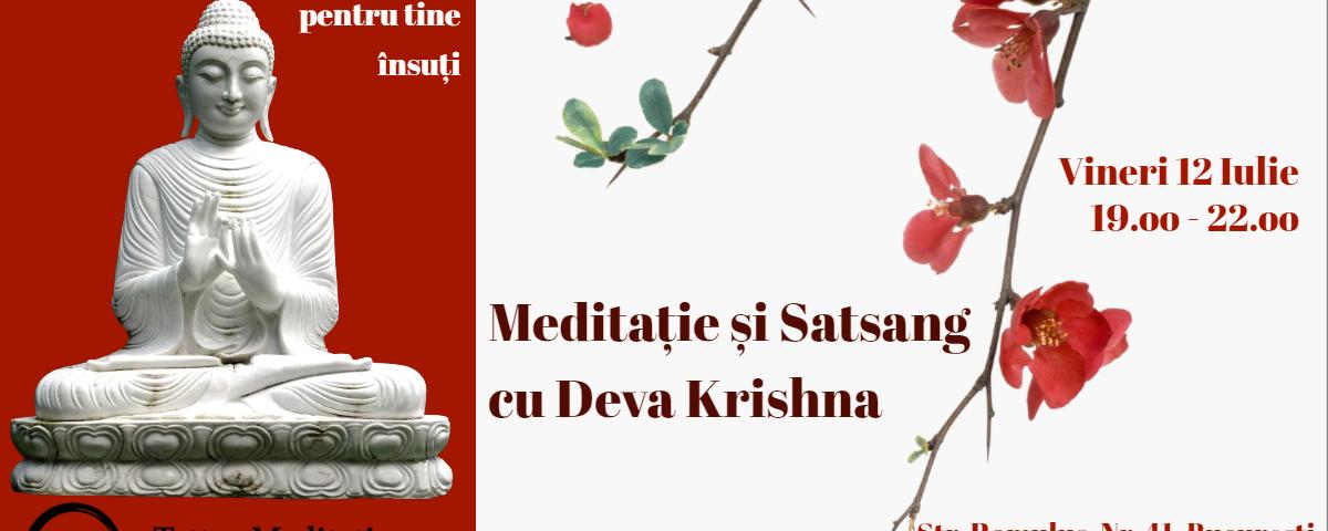 Meditazione 12 Luglio 2019